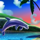 Safari Island - logo