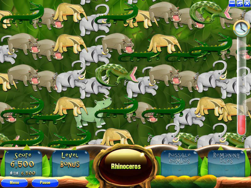 Safari Island screen shot