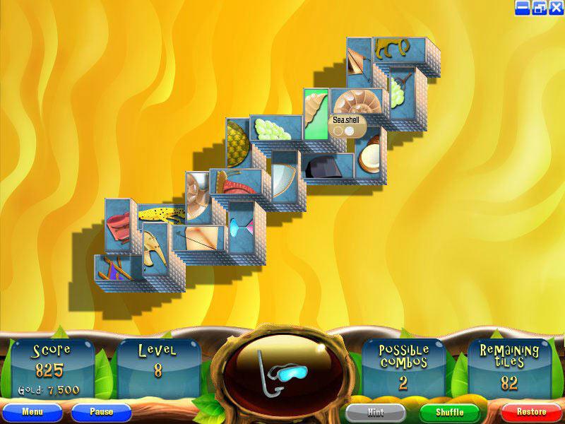 Safari Island screen shot