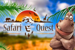 Jane jets to Africa to find a rare white lion. Join her for the Match 3 adventure of a lifetime in Safari Quest!