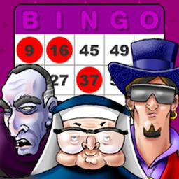 Saints and Sinners Bingo - Beat a shady, motley crew to BINGO in Saints and Sinners Bingo! - logo