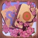 Sakura Day Mahjong - logo