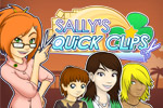 See how it all started for Sally in Sally's Quick Clips Deluxe, an exciting new challenge featuring match-3 gameplay.