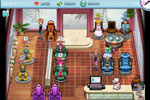 Sally's Salon gets a makeover for mobile! Work with Sally to beautify everyone, from little old ladies to punk rockers.