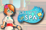 Take the spa world by storm in 50 colorful levels of Sally's Spa!