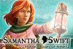 Travel the globe with Samantha Swift to uncover the Roses of Athena!