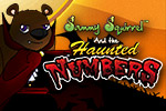 In this Halloween-themed memory game, Sammy Squirrel™ and the Haunted Numbers will help your child learn how to count.