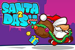 Will it be a merry Christmas with many presents under the tree? It's all up to you! In Santa Dash 2, THE holiday arcade game on Android; play today!