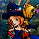 Save Halloween: City of Witches - logo