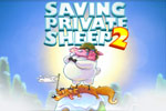 Puzzle your way through Saving Private Sheep 2 and help General Sheepard save sheep from the foxes!