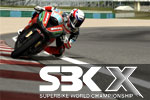 In SBKX, the Superbike World Championship has been reproduced in every way, allowing you to race in all three different classes.