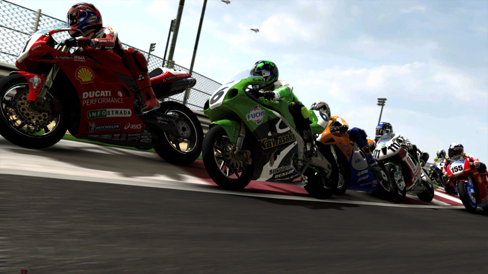 SBKX Superbike World Championship screen shot