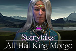 Stop the evil sorcerer, Zarrar!  Your family and your kingdom are in danger in the hidden object game Scarytales: All Hail King Mongo.