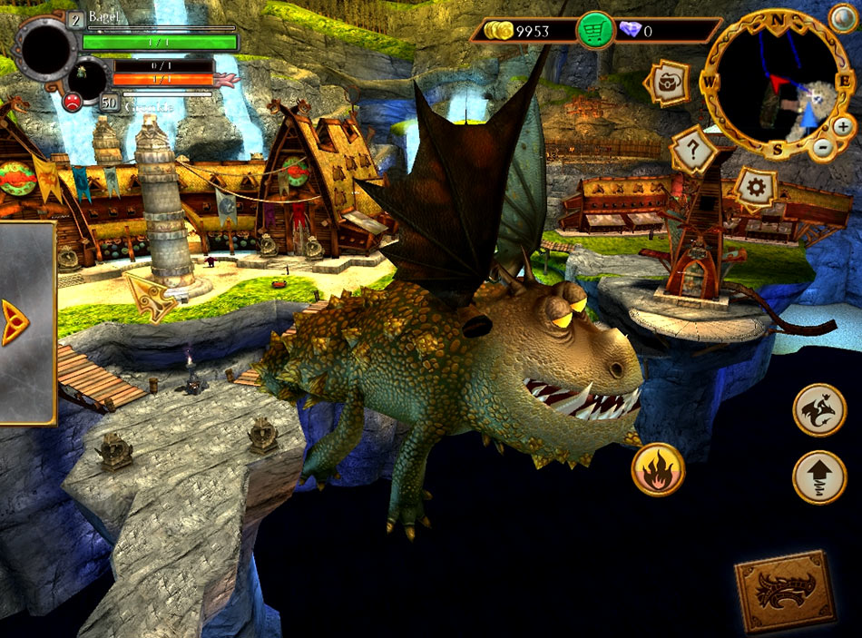 School of Dragons screen shot
