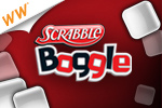 In Scrabble Boggle, the word jumble you love is easier to play than ever.  Form words in any direction by making letter chains before time runs out!