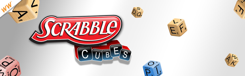 Cash Tournaments - SCRABBLE Cubes