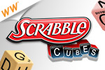 SCRABBLE Cubes is a 3-D take on everybody's favorite board game! Play the tournament edition of SCRABBLE Cubes for a chance to win cash!