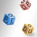 Cash Tournaments - SCRABBLE® Cubes - logo