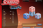 Screenshot of Cash Tournaments - SCRABBLE Cubes