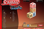Screenshot of Cash Tournaments - SCRABBLE® Cubes