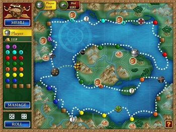 Sea Bounty screen shot