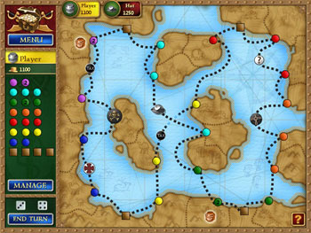 Sea Bounty screen shot