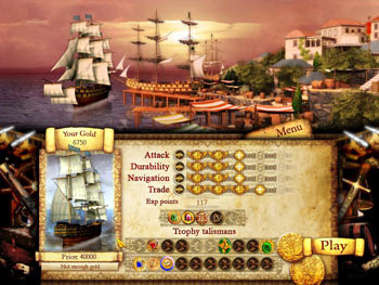 Sea Journey screen shot