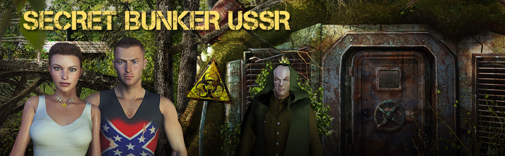 Secret Bunker USSR