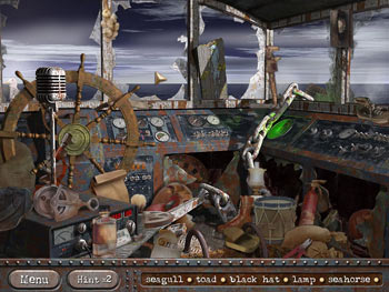 Margrave Manor 2 - The Lost Ship screen shot