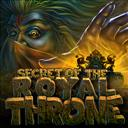 Secret of the Royal Throne - logo