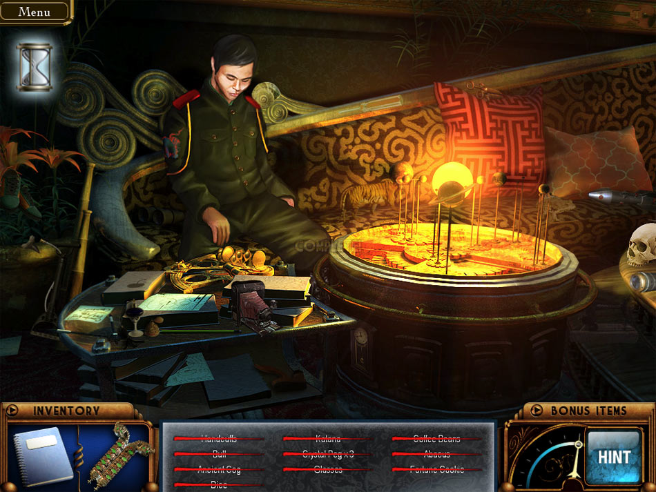 Secrets of the Dragon Wheel screen shot