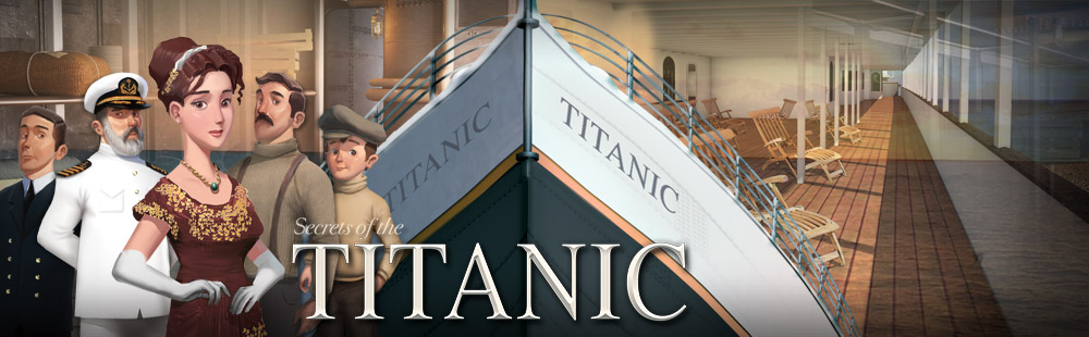 Secrets of the Titanic