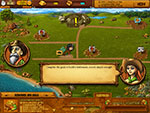 Screenshot of Settlers of the West