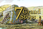 Build your family's legacy by guiding generations of your family.  7 Grand Steps combines the fun of board games and slots to tell your story.