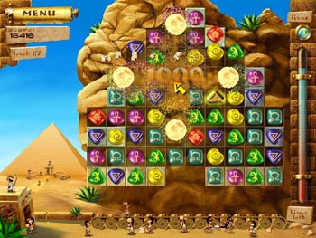 7 Wonders of the Ancient World screen shot