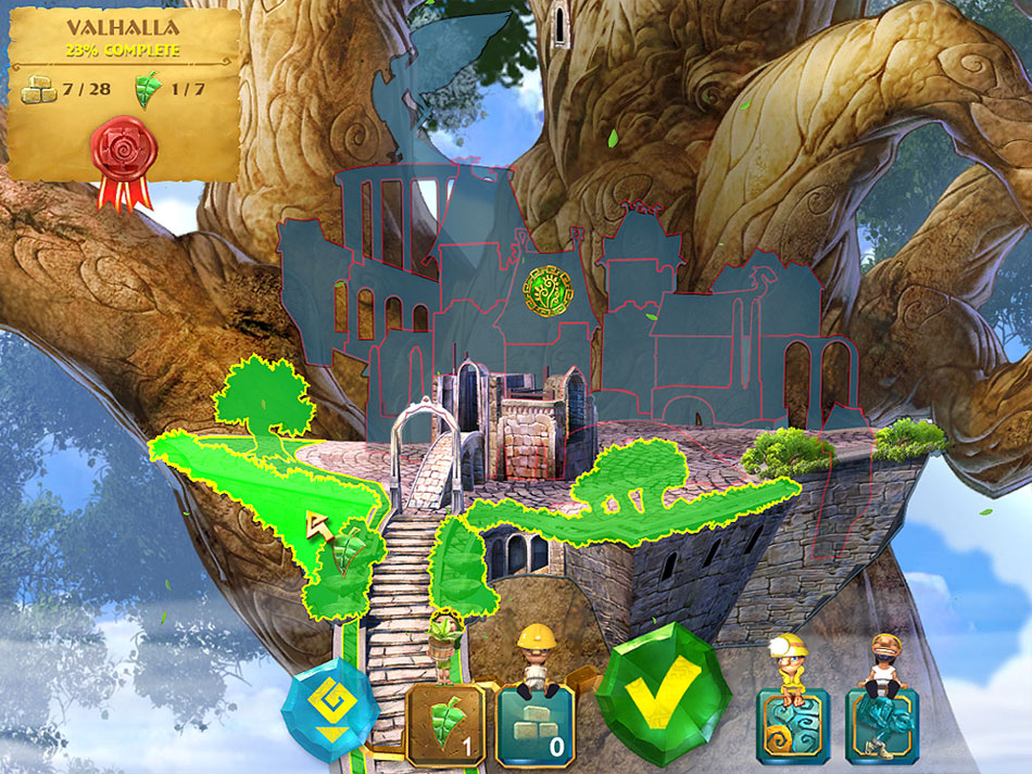 7 Wonders: Magical Mystery Tour screen shot