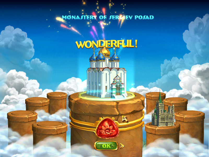 7 Wonders - Treasures of Seven screen shot