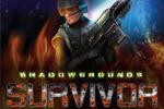Battle hordes of aliens with a high-tech arsenal in Shadowgrounds Survivor.