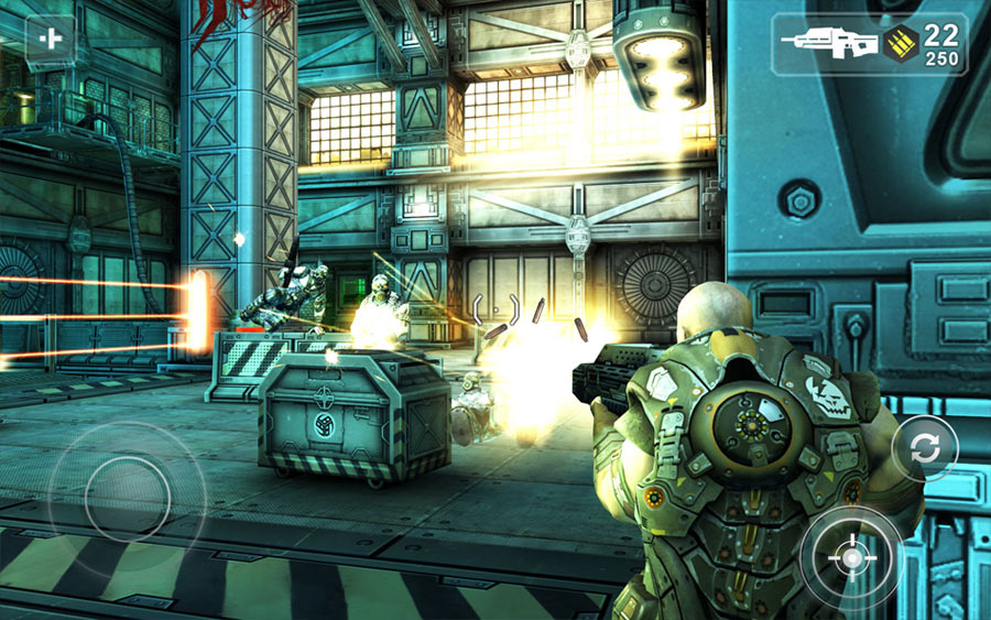 SHADOWGUN HD screen shot