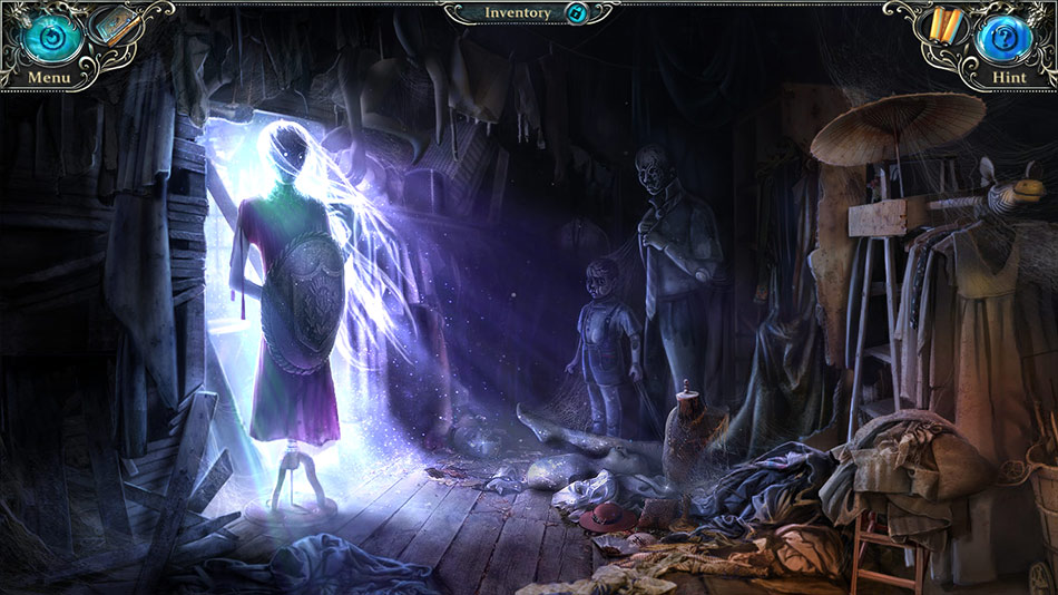 Shadow Shelter screen shot