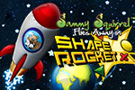 In Shape Rocket HD, your child will be playing the classic game of concentration while learning about shapes and colors.