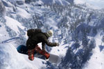 Screenshot of Shaun White Snowboarding