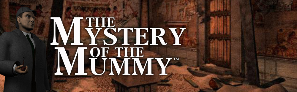 Sherlock Holmes and the Mystery of the Mummy