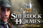 Sherlock Holmes: Secret of the Silver Earring is a delightful mystery game!