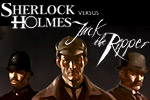Use and combine 100 objects in Sherlock Holmes vs. Jack the Ripper.
