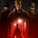 Sherlock Holmes vs. Jack the Ripper - logo