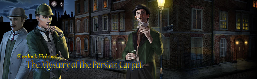 Sherlock Holmes: Mystery of the Persian Carpet
