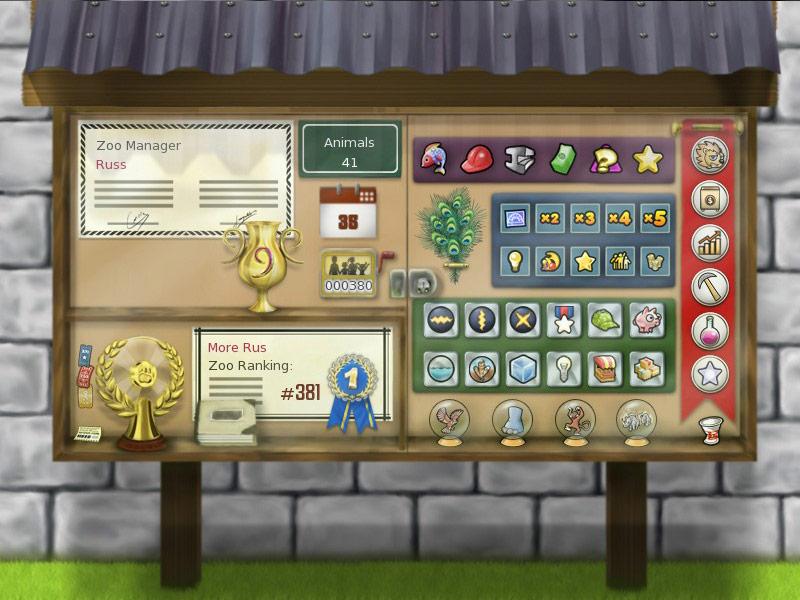 Simplz Zoo screen shot