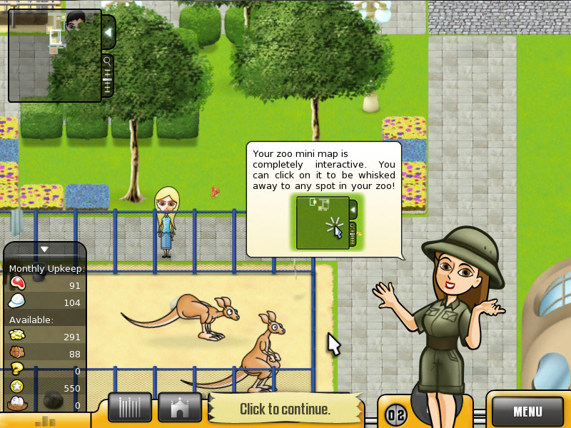 Simplz Zoo screen shot