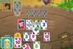 Screenshot of Skip-Bo - Castaway Caper